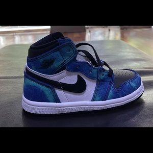 """Air Jordan 1 """"Tie Dye"""""""
